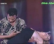 Silvia Alberto sexy na final do danças mundo