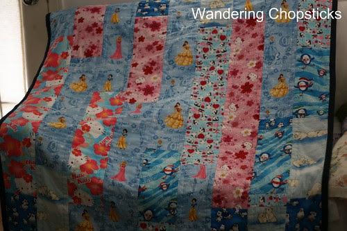 Lil' Sis's Favorite Things Quilt 10