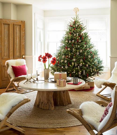 20 Rustic Christmas Decoration Ideas   Style Motivation
