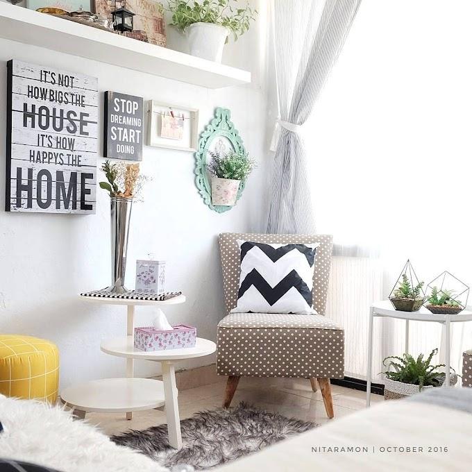 Ruang Tamu Elegan Kecil   Ide Rumah Minimalis