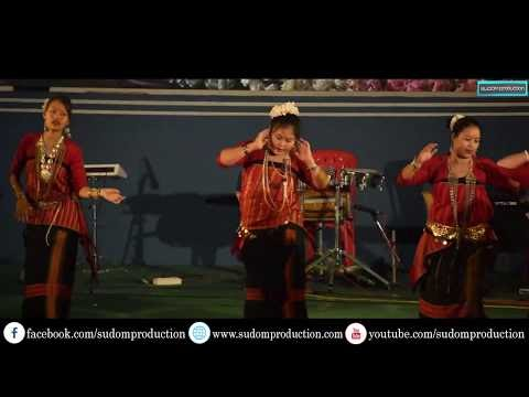 AI AI O BON || Chakma Traditional Dance || BY SUPER MOM