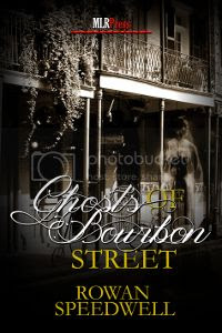 Ghosts of Bourbon Street Cover