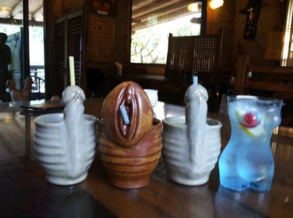 Tamanho é documento? Conheça o restaurante dos pênis na Coreia do Sul