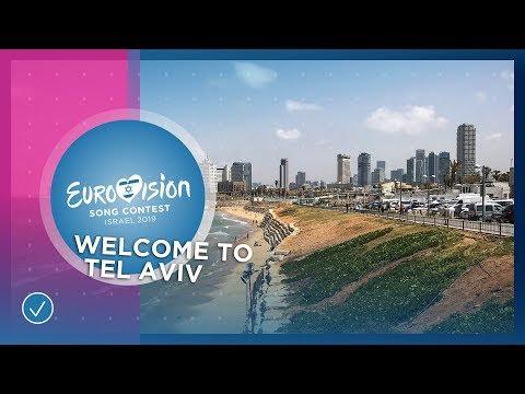 ESC 2019: Telavive é a cidade anfitriã
