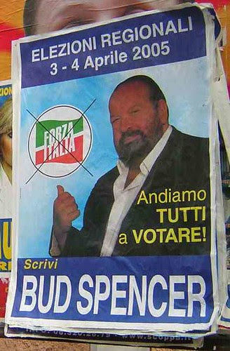 budd spencer forza italia