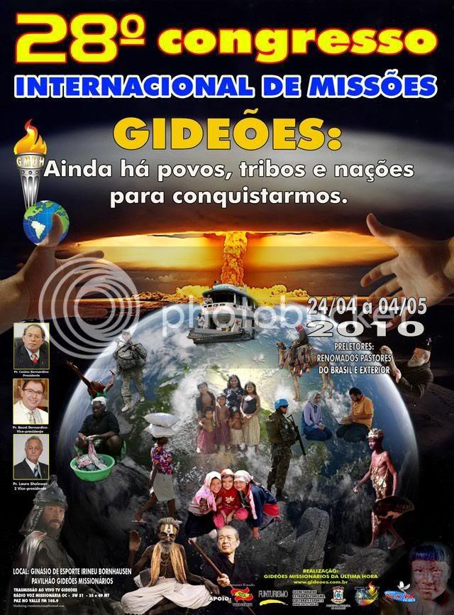 28.Congresso Gideoes