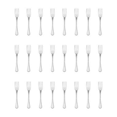 Orion Pattern Stainless Steel Flatware - Sam's Club