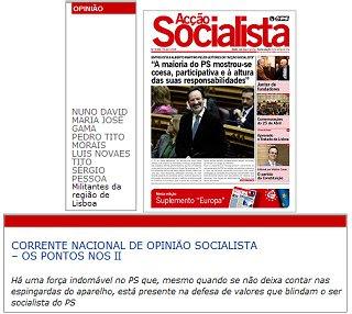 Acção Socialista