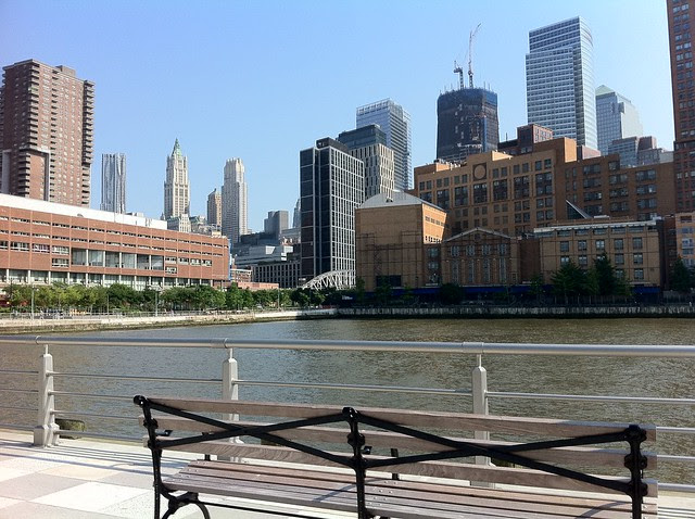 Pier 25, Hudson River Park