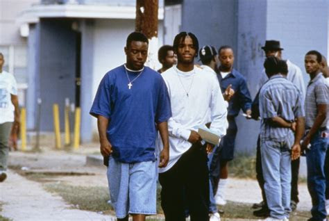 Menace 2 Society Caine Quotes
