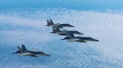 Япония не будет оснащать свои F-15 новыми ракетами США
