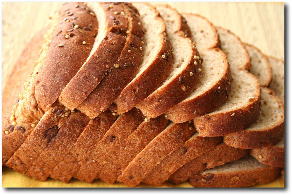 15 Grain Whole Wheat bread