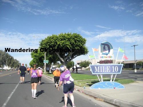 Disneyland Half Marathon - Anaheim 75
