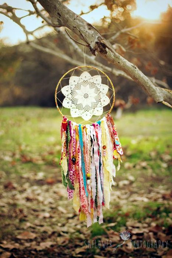 DIY Beautiful and Unique Dream Catcher Ideas (8)