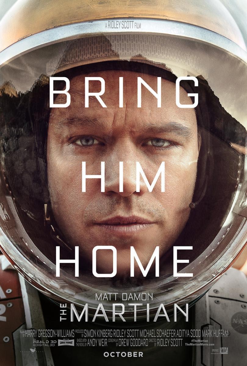 Marte, The Martian, Película, blog de cine, blog solo yo, solo yo, ciencia ficción,