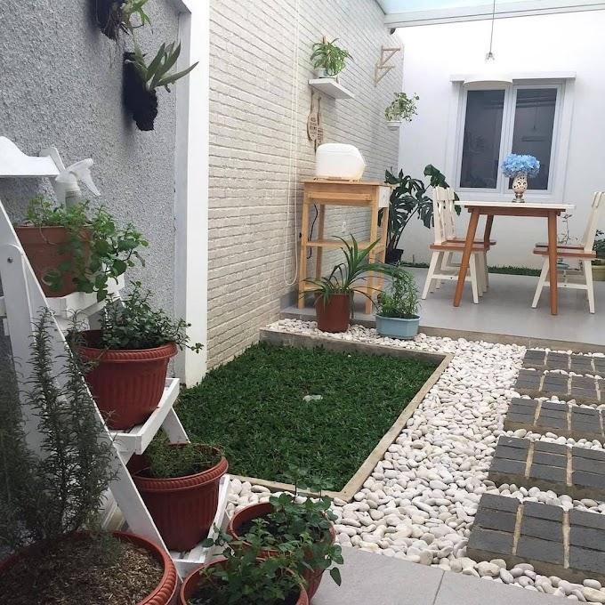 Dekorasi Halaman Rumah Minimalis   Ide Rumah Minimalis