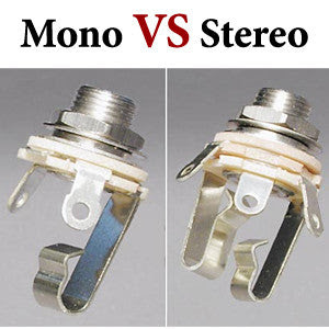 Iron Age Guitar Blog Stereo Vs Mono Jacks Are You Missing Out Iron Age Guitar Accessories