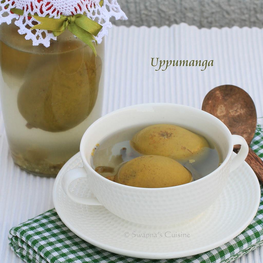 Kerala Uppumanga Recipe