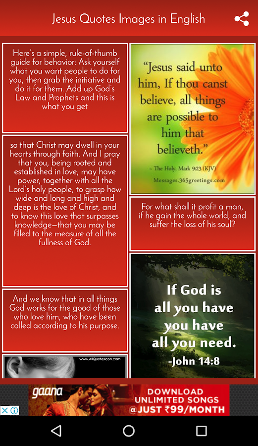 Jesus Quotes Images In English 823 Apk Download Android 娱乐 应用