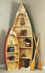 Boat Shelf Small Full Size Woodworking Plan - fee plans from WoodworkersWorkshop® Online Store - boat bookcases,canoe,furniture,full sized patterns,woodworking plans,woodworkers projects,blueprints,drawings,blueprints,how-to-build,MeiselWoodHobby
