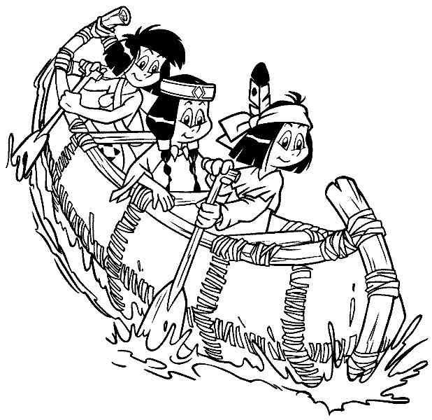 yakari malvorlagen zum drucken f kinder  aiquruguay