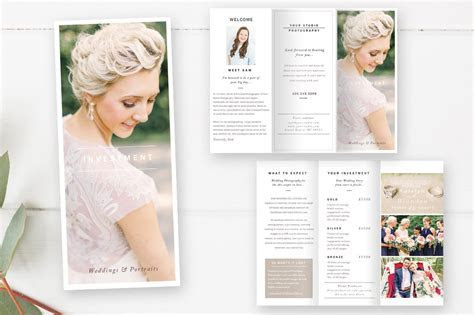 Wedding Photography Brochure ~ Brochure Templates