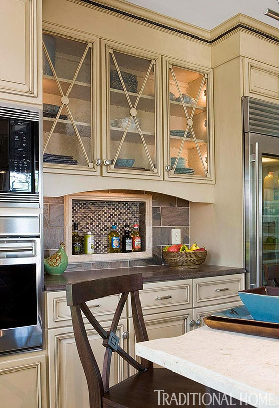 Home Architec Ideas Kitchen Cabinet Gl Door Designs