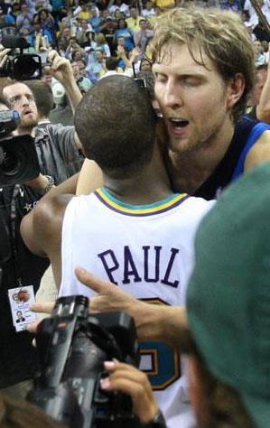 Dirk loves Paul