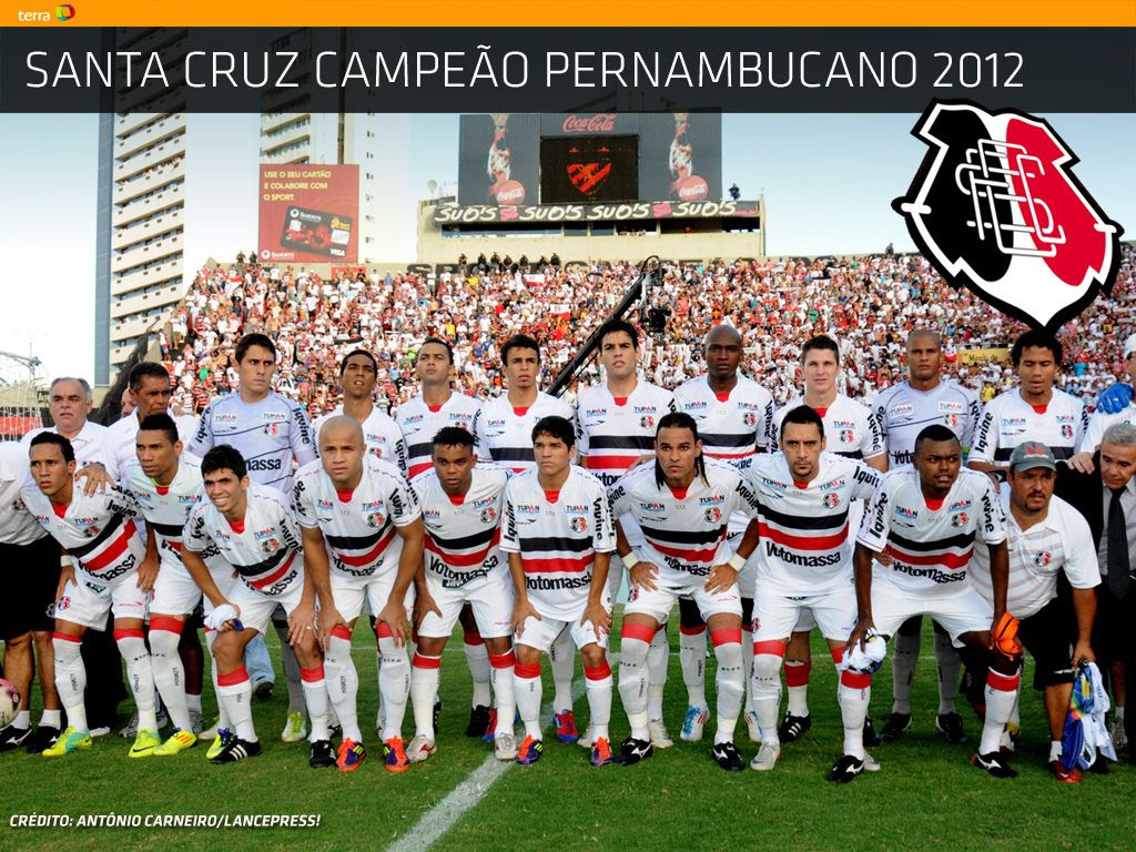 Santa Cruz Campeão