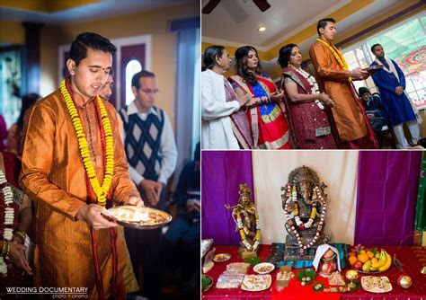 Nirav's Ganesh Pooja and Pithi   Wedding Documentary Photo