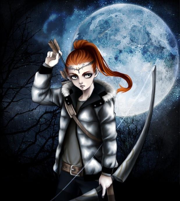 Artemis, The Titan's Curse
