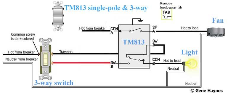 How To Wire 3 Speed Fan Switch