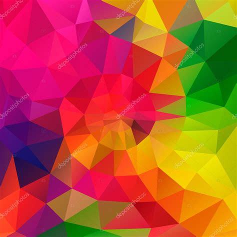 vector polygonal background  irregular tessellations