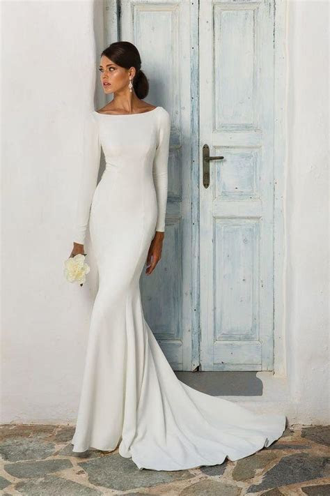 Gorgeous Long Sleeve Wedding Dresses for Winter Brides