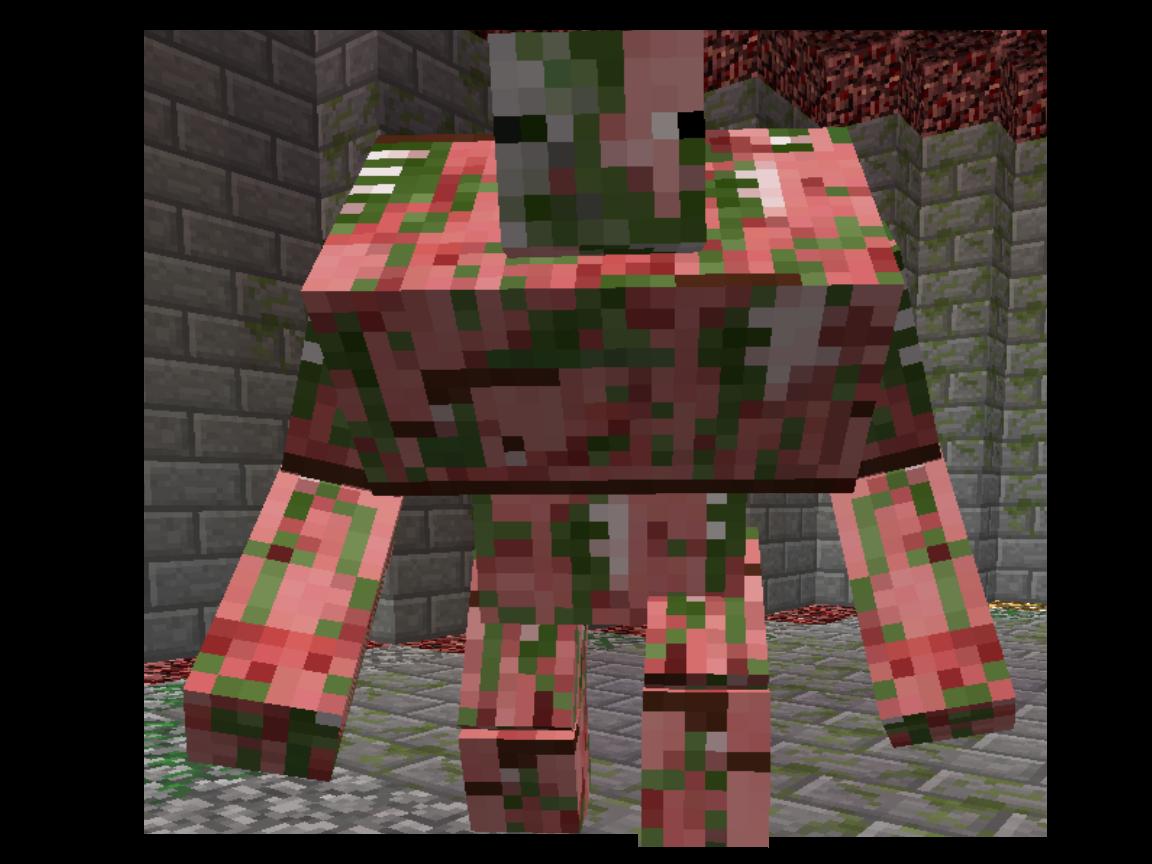 Pigman Ninja Skin Minecraft