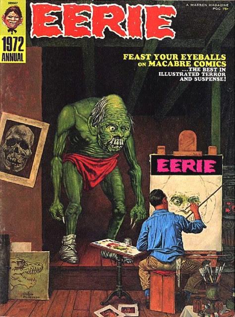 Eerie Magazine