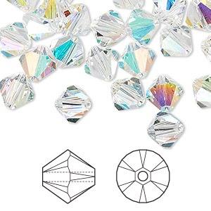 Featured Free Swarovski Bicone Jewelry Project Tutorials