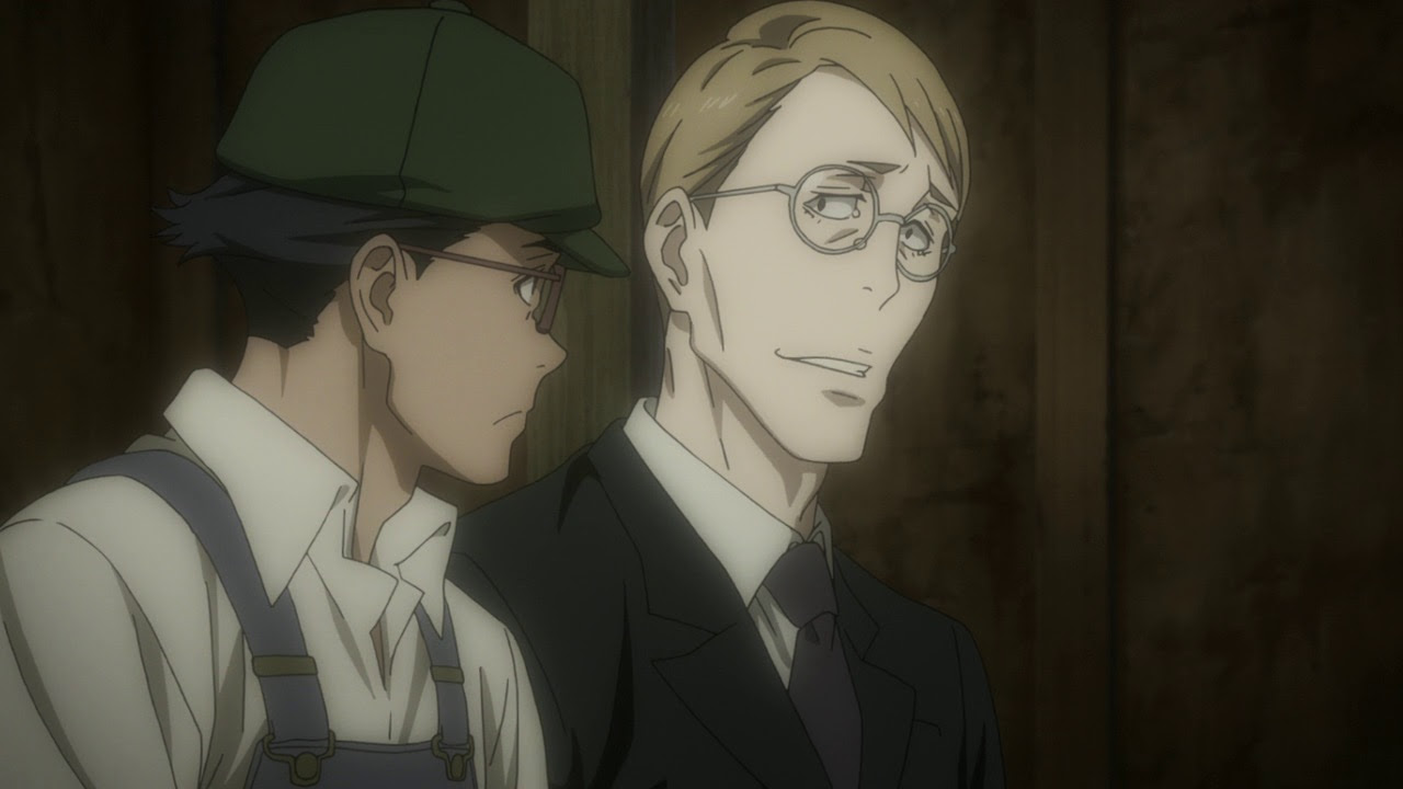 91 Days - 08 - Lost in Anime