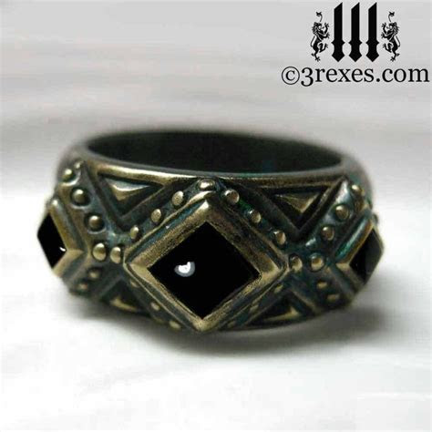 36 best Mens Medieval Rings By 3 Rexes Jewelry images on