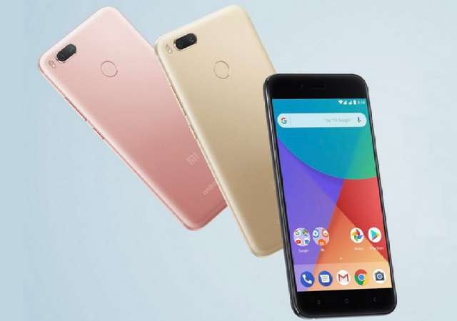 Android One Xiaomi Mi A1 with Dual Rear Cameras Goes Official