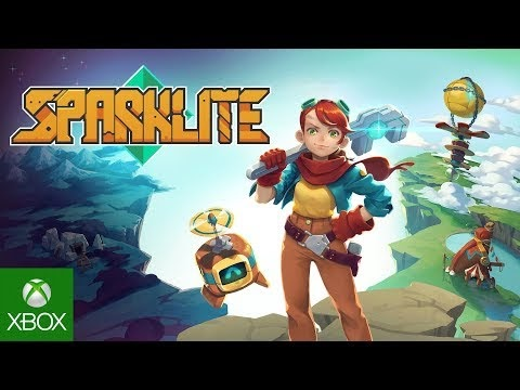 Sparklite Review | Story | Gameplay