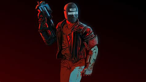 ruiner  game  wallpapers hd wallpapers id