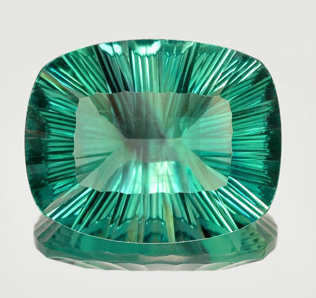 Piedra preciosa fluorita