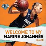 WNBA: 7 points pour Marine Johannès contre le champion en titre