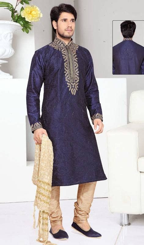 Embroidered Expensive Men Kurta Designs For Wedding Party