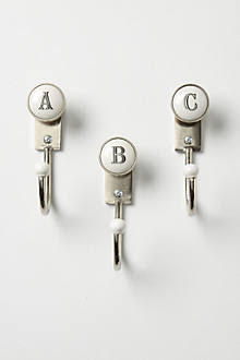 alphabet hooks
