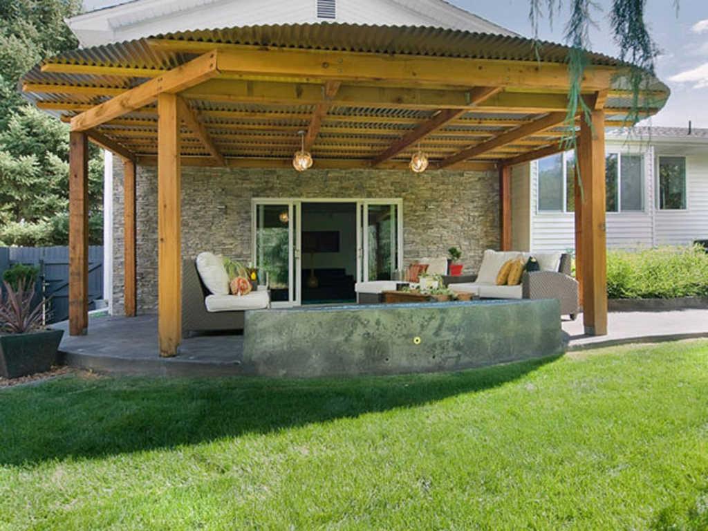 10 Model Teras Rumah Minimalis Sederhana Terbaru