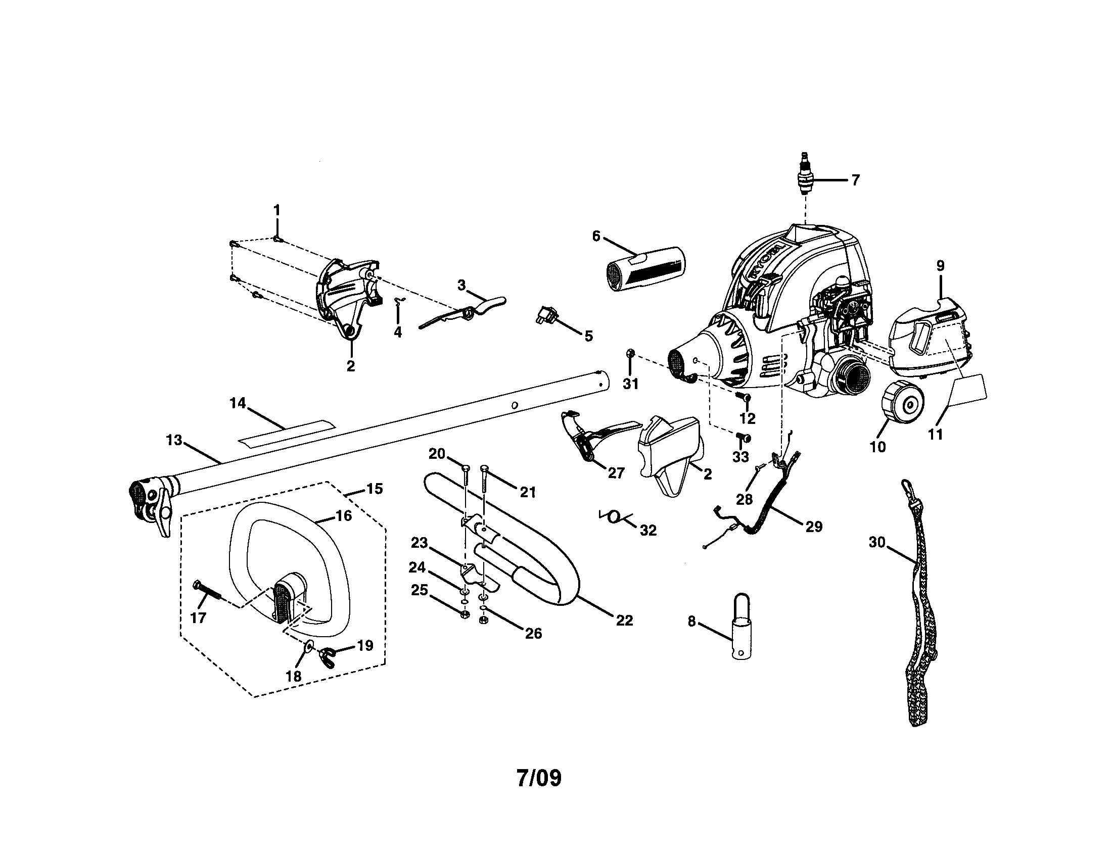 31 Ryobi Carburetor Parts Diagram - Free Wiring Diagram SourceFree Wiring Diagram Source
