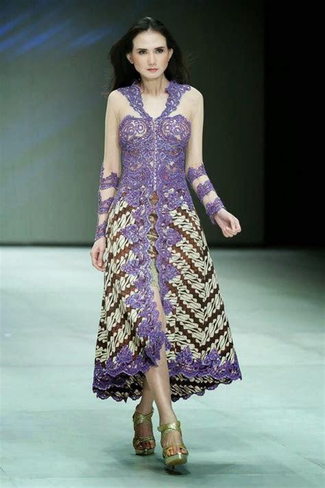 keindahan baju kebaya modern  pesta kumpulan model