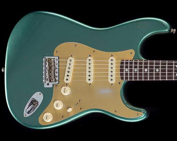 Fender Custom Shop 2019 Relic Aged Limited Sherwood Big ...